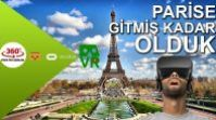 360 Derece Paris Şehir Turu | 360 Degree Paris City Tour