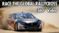 Ride the Red Bull Global Rallycross in 360° – 4K